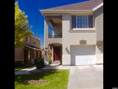 Lehi Condo For Sale: 1672 W 3180 N #F3