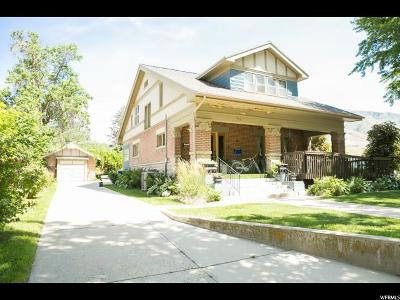 Brigham City Single Family Home For Sale: 453 S Main St