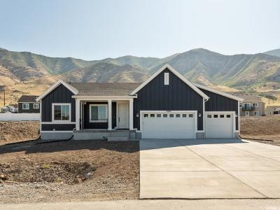 Tooele County Single Family Home For Sale: 8302 N Lakeshore Dr E #721