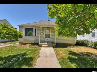 Weber County Single Family Home For Sale: 625 Grace Ave