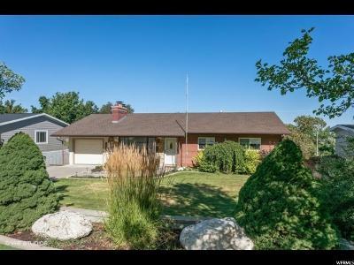 Bountiful Single Family Home Backup: 2844 S Davis Blvd E