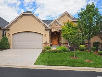 Draper Single Family Home For Sale: 13954 S Fairway Ridge Rd E