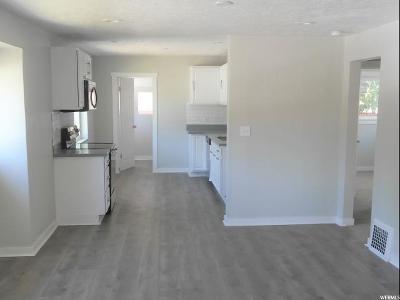 Salt Lake City Single Family Home For Sale: 254 E 1700 S