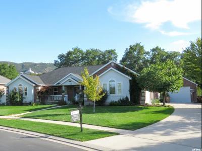 Draper Single Family Home For Sale: 1366 E Lindsay Grove Ct
