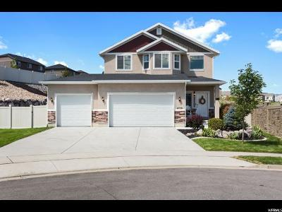 Herriman Single Family Home For Sale: 4739 W Highfield Cir
