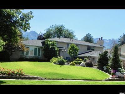 Sandy Single Family Home Backup: 8551 Terrace Dr