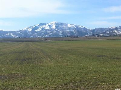 Wellsville Residential Lots & Land For Sale: 3750 W 6100 S