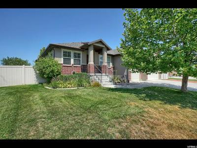 Weber County Single Family Home For Sale: 4574 W 5875 S