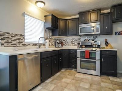 Bountiful Single Family Home For Sale: 733 W 3500 S