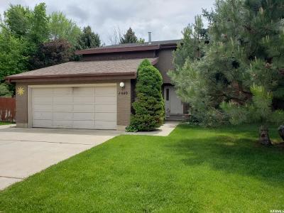 Springville Single Family Home For Sale: 1440 E Hobble Creek Dr S