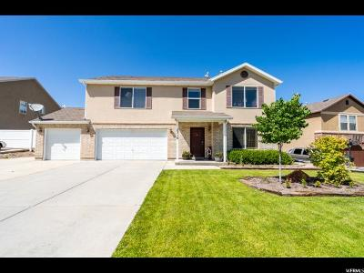 Herriman Single Family Home Under Contract: 6716 W Mary Leizan Ln