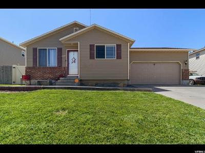 Tooele County Single Family Home For Sale: 427 W 670 N