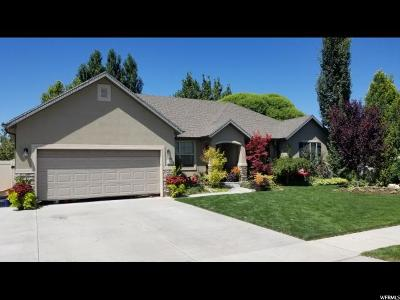 Spanish Fork Single Family Home For Sale: 48 S 1700 E