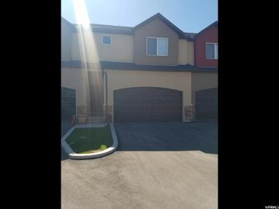 Pleasant Grove Townhouse For Sale: 323 S 810 W #UNIT C