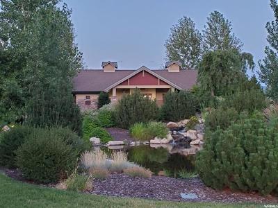 Wasatch County Condo For Sale: 1059 S 500 E #C 102