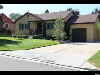 Bountiful Single Family Home Under Contract: 572 E 1200 N
