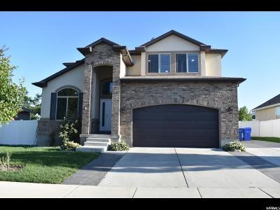 Riverton Single Family Home For Sale: 3253 W Sanborn Dr