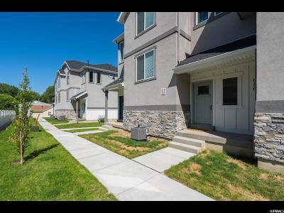Provo Townhouse For Sale: 986 E 1060 S #9