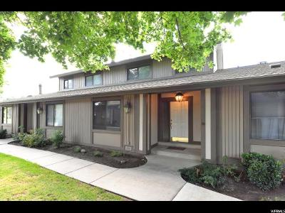 Midvale Townhouse Under Contract: 6905 S 800 E