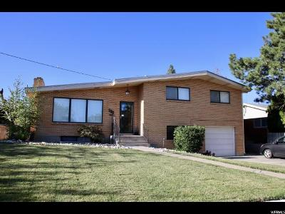 Tooele County Single Family Home Under Contract: 198 E 400 N