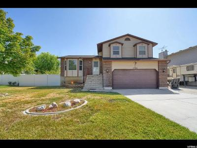 Roy Single Family Home For Sale: 5766 S 4025 W