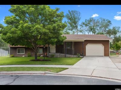 Riverton Single Family Home For Sale: 2512 W 11840 S