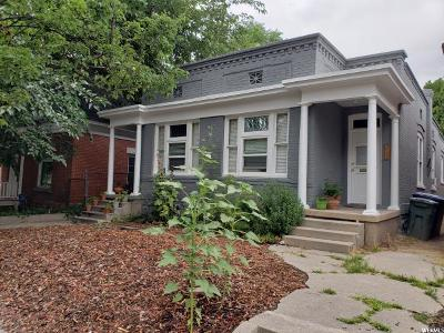 Salt Lake City Multi Family Home For Sale: 749 E Linden Ave S