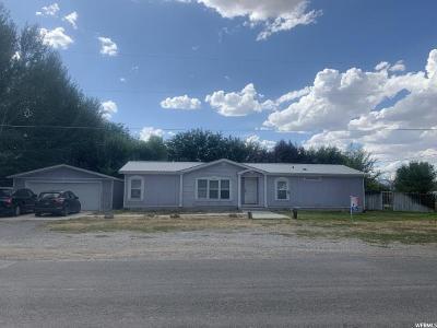 Goshen Single Family Home For Sale: 110 S 100 W