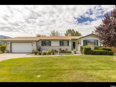 Sandy Single Family Home For Sale: 332 E Alan Cir S