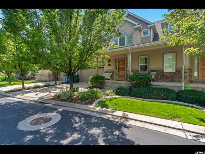 Murray Townhouse Under Contract: 6672 S Tripp View Ln