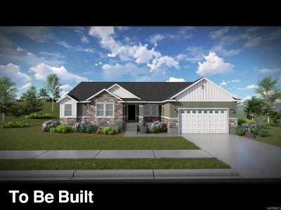 Eagle Mountain Single Family Home For Sale: 341 E Mount Peale Dr #318