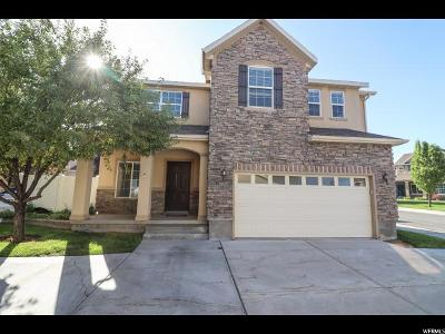 Herriman Single Family Home Under Contract: 5079 W London Bay Dr S