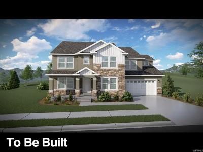 Eagle Mountain Single Family Home For Sale: 378 E Mount Peale Dr #326