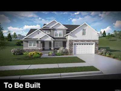 Eagle Mountain Single Family Home For Sale: 389 E Mount Peale Dr #327
