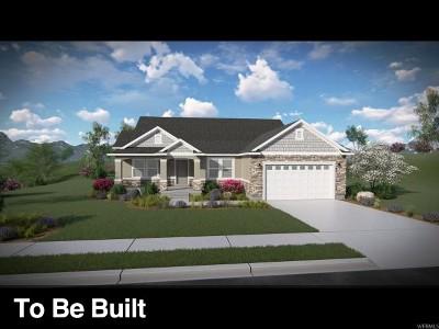 Eagle Mountain Single Family Home For Sale: 470 E Mount Peale Dr #331