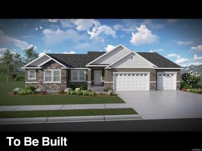 Eagle Mountain Single Family Home For Sale: 530 E Mount Peale Dr #335