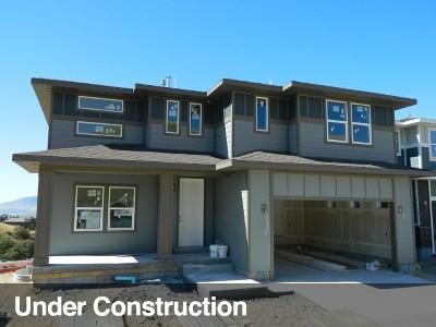 Lehi Single Family Home For Sale: 2183 W Northridge Dr N #21