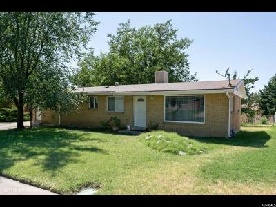 Roy Single Family Home For Sale: 5947 S 2200 W