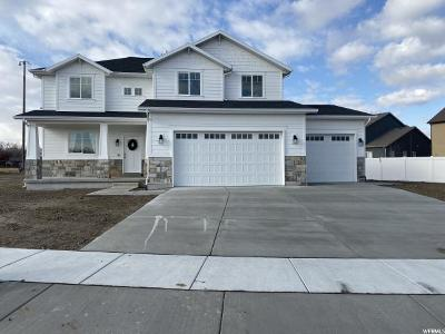 Riverton Single Family Home For Sale: 11958 S Kenadi View W #11958