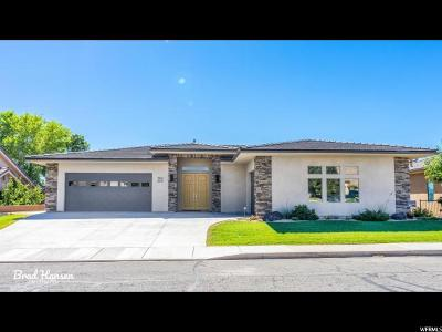 St. George Single Family Home For Sale: 23 N Eastridge Dr