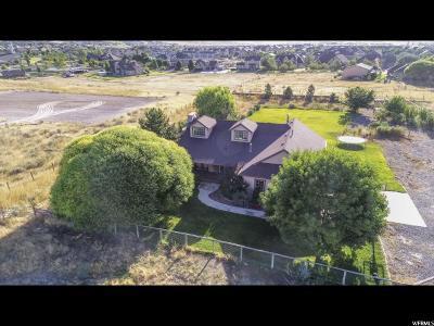 Eagle Mountain Single Family Home For Sale: 8042 Cedar Dr #54