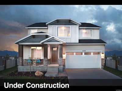 Herriman Single Family Home Under Contract: 12238 S Koppers Ln #532