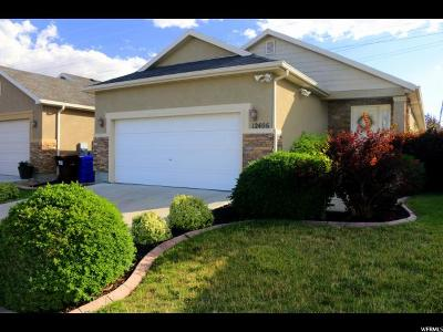 Herriman Single Family Home For Sale: 12406 S Mossberg Dr W