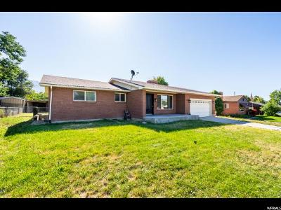 American Fork Single Family Home For Sale: 670 N 300 W
