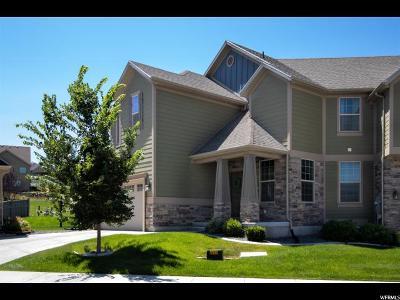 Eagle Mountain Townhouse For Sale: 9245 N N Prairie Dunes Dr W