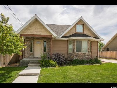 Wasatch County Single Family Home For Sale: 153 S 500 W