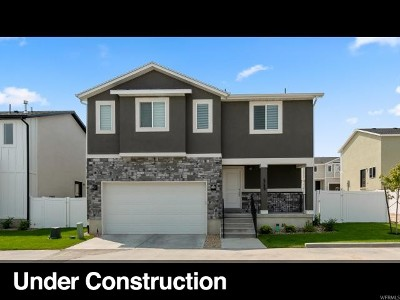 West Jordan Single Family Home For Sale: 7916 S Charis Ct W #87