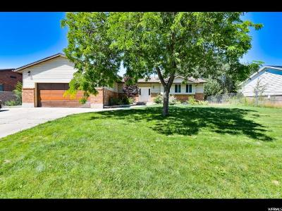 Orem Single Family Home For Sale: 462 S 1000 W