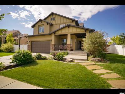 Davis County Single Family Home For Sale: 1983 W 1870 S