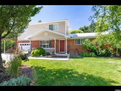 Smithfield Single Family Home For Sale: 155 S 380 E